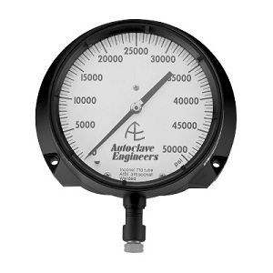 High Pressure Gauges & Snubbers